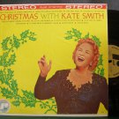KATE SMITH~Christmas with Kate Smith~Rondo 1 (Christmas) VG++ LP