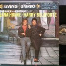 LENA HORNE & HARRY BELAFONTE~Porgy and Bess~Rca Victor 1507 (Jazz Vocals) VG+ LP