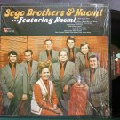 SEGO BROTHERS & NAOMI~Featuring Naomi~Heart Warming R3154 (Gospel) VG++ LP