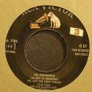 EDDIE FISHER~Academy Award Songs~RCA Victor 720  45 EP