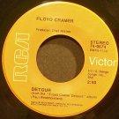FLOYD CRAMER~Detour~RCA 0674 VG++ 45