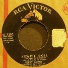 PERRY COMO~Kewpie Doll~RCA Victor 7202  45