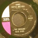 THE SWINGING BLUE JEANS~Shake, Rattle and Roll~IMPERIAL 66049 (Rock & Roll)  45