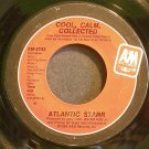 ATLANTIC STARR~Cool, Calm, Collected~A&M 2742 (Funk)  45