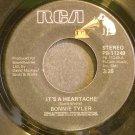 BONNIE TYLER~It's a Heartache~RCA 11249 (Soft Rock)  45