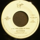 BOZ SCAGGS~It All Went Down the Drain~Virgin 19529 (Smooth Jazz) M- 45