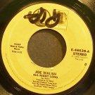 JOE WALSH~All Night Long~Asylum 46639 (OST)  45