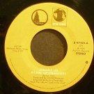 JOHNNY LEE~Pickin' Up Strangers~Full Moon 47105 VG+ 45