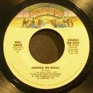 MAC DAVIS~Hooked on Music~Casablanca 2327 VG+ 45