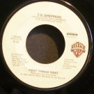 T.G. SHEPPARD~First Things First~Warner Bros. 29469  45
