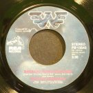 WAYLON JENNINGS~Breakin' Down (New Mix)~RCA 13543 VG+ 45