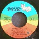 BIG AL DOWNING~Medley of Soul~Silver Fox #11 (Soul) M- 45