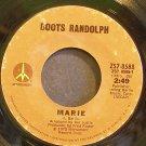 BOOTS RANDOLPH~Marie~Monument 8588 (Saxophone) VG+ 45