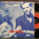BOY MEETS GIRL~Oh Girl~A&M 2713 M- 45