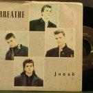 BREATHE~Jonah~A&M 2971 (Synth-Pop) VG++ 45