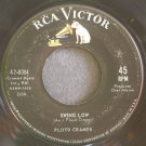 FLOYD CRAMER~Swing Low~RCA Victor 8084  45
