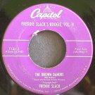 FREDDIE SLACK~Freddie Slack's Boogie, Vol. II~Capitol F15613 (Big Band Swing)  45