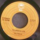 HEATWAVE~The Groove Line~EPIC 50524 (Funk)  45