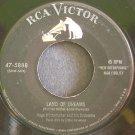 HUGO WINTERHALTER'S ORCHESTRA~Land of Dreams~RCA Victor 5888 (Big Band Swing)  45