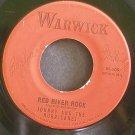 JOHNNY & THE HURRICANES~Red River Rock~Warwick 509 (Instrumental Rock)  45