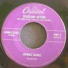 PEE WEE HUNT~Dixieland Detour, Part 3/4~Capitol 312 (Dixieland/New Orleans Jazz)  45