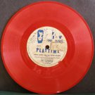 RAY HEATHERTON~Snow White and the Seven Dwarfs~Playtime 360-PV (Children) Red Rare 45