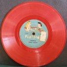 STANLEY CARLSON & SYLVAN SHULMAN~Cinderella~Playtime 334-PV (Children) Red 45
