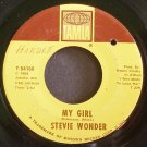 STEVIE WONDER~My Girl~Tamla 54168 (Soul)  45