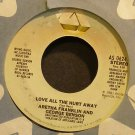 ARETHA FRANKLIN & GEORGE BENSON~Love All the Hurt Away~Arista 0624 (Soul) VG+ 45