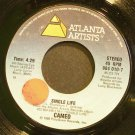 CAMEO~Single Life~Polygram 010-7 (Funk) VG+ 45