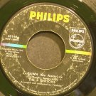 THE FOUR SEASONS~Dawn (Go Away)~Philips 40166 (Soft Rock)  45