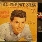 FRANKIE AVALON~The Puppet Song~Chancellor 1065 (Soft Rock) VG+ 45