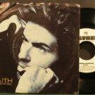 GEORGE MICHAEL~Faith~Columbia 07623 (Soft Rock) Promo VG++ 45