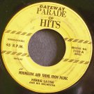 HERBIE LAYNE'S ORCHESTRA~Moonglow and Theme From Picnic~Gateway 1169 (Big Band Swing)  45
