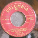 MITCH MILLER~Song for a Summer Night~Columbia 40730 (Big Band Swing)  45