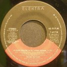PEABO BRYSON~If Ever You're in My Arms Again~Elektra 69728 (Soul)  45