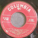 ROSEMARY CLOONEY~The Stars Are Singing~Columbia 1618, 5-1383 (Jazz Vocals)  45 EP