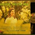 ANITA BRYANT~Abide with Me~Word 8532 (Gospel) 1st LP