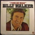 BILLY WALKER~Fine as Wine~MGM 4969 SS LP