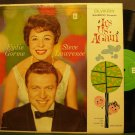 EYDIE GORME & STEVE LAWRENCE~It's Us Again~Mati-Mor 8003 (Jazz) VG+ LP