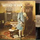 WALTER CARLOS~Switched-On Bach~Columbia MS 7194 1st SD VG++ LP