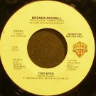 BRENDA RUSSELL~Two Eyes~Warner Bros. 29557 (Soul) Promo 45