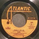 CHIC~Rebels Are We~Atlantic 3665 (Disco) VG+ 45