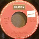ENGELBERT HUMPERDINCK~A Man Without Love~Decca 25 333 VG+ Germany 45