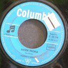 HERMAN'S HERMITS~Listen People~EMI Columbia 23 170 (British Invasion) Germany 45