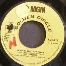 THE OSMONDS~Down by the Lazy River~MGM THE OSMONDS  45