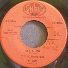 THE SILHOUETTES~Get a Job~Ember 1029 (Doo-Wop)  45