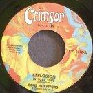 SOUL SURVIVORS~Explosion in Your Soul~Crimson 1012 (Funk)  45