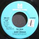 BOBBY SHERMAN~The Drum~Metromedia 217 VG++ 45