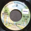 DOOBIE BROTHERS~Take Me in Your Arms~Warner Bros. 8092 (Blues) VG+ 45